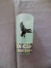 "Flying Duck Tea Cup Shot Glass Shooter Set of 2 Plastic ""Gift Idea"" Unbreakable"
