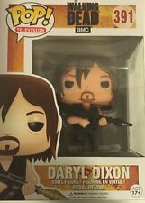 THE WALKING DEAD Funko Pop Television vinyl figures BIKER DARYL
