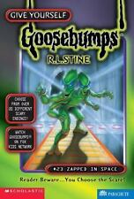 Zapped in Space (Give Yourself Goosebumps, No 23)