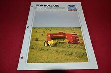 New Holland 580 575 570 565 Baler Dealers Brochure DCPA