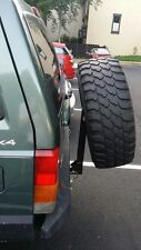 BAJA Style Spare tire carrier by FABCORE 5x5 Lug pattrern Jeep Cherokee