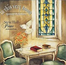 NEW In This Very Room ~ Hall, Steve [Performer] CD