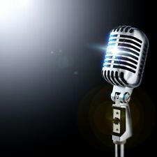 Professional Voice Over w/ music bed up to 150 words (:60) Audio/Video Voiceover