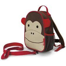 Baby Safety Harnesses Backpack Monkey Toddler Leash Strap Kid Walking Bag Rein