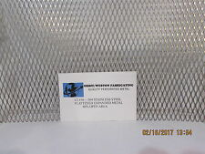 "1/2  #16 304 STAINLESS STEEL FLATTENED EXPANDED METAL-----12"" X 24"""