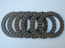 BSA A50 A65 A7 A10 TRIUMPH T100 T120 TR6 T140 TR7 FRICTION CLUTCH PLATE SET