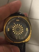 VINTAGE ERNEST BOREL KALEIDOSCOPE AUTOMATIC MODE DEPOSE /DATE MEN WATCH=RUNS