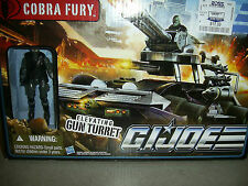 GI Joe Pursuit of Cobra Fury vehicle with Alley-Viper Officer 2010 G.I. Unopened