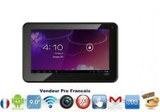 Tablette PC Tactile 10'' Android Capacitif WiFi Google Play HD Camera 8Gb NOIR