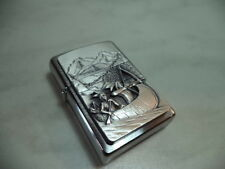 ZIPPO ACCENDINO LIGHTER SERIE INDIANS  MODELLO 3 NEW