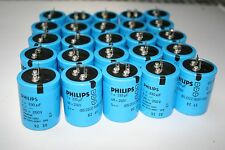 CAPACITOR Vishay 250V 330Uf BC Components Philips Audio Snap In Military spec
