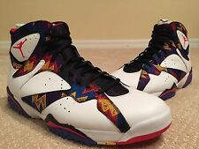 NIKE AIR JORDAN 7 RETRO NOTHING BUT NET SWEATER 304775 142 sz 10.5