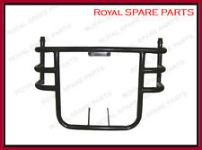 Brand New Royal Enfield Black Wrap Around Front Crash Bars Engine Guard