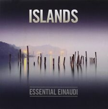 Ludovico Einaudi - Islands Essential Einaudi - CD NEW & SEALED  (UK)