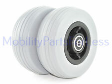 """Pair of 5"""" Front Casters for Pride Jazzy / Quantum 600, 600XL - 5"""" x 1 3/4"""""""