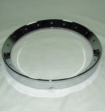 BANJO TONE RING 18 hole flat top Gibson pattern chrome