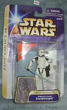 Star Wars 2003 McQUARRIE CONCEPT STORMTROOPER Mint on Card