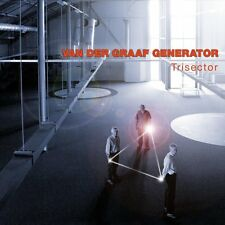 Van Der Graaf Generator Trisector CD NEW SEALED 2008