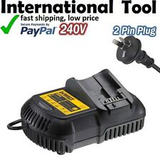 DEWALT XR 18V / 20V MAX  LITHIUM ION DCB180 DCB200 BATTERY CHARGER DCB101 DCB105