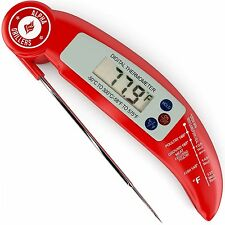 Instant Read Thermometer Barbecue Food Cooking Fast Meat Temperature Digital New