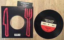 "MONSTER TRUCK / DZ DEATHRAYS -  Split 7"" LIMITED RSD 2012 VINYL to 300 only"