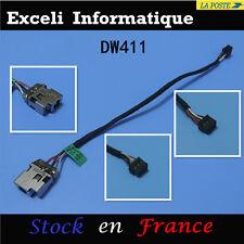 Connecteur alimentation Dc Power Jack cable HP ENVY 4-1000 Connector 686124-SD1