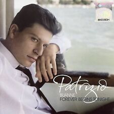 CD* Forever Begins Tonight - PATRIZIO BUANNE  *** IMPORT ***