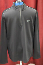 NWT Mens X-Large Calvin Klein CK Tech Black XL Polyester & Spandex New 40QG204