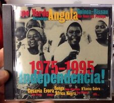 Independencia! 1975-1995 by V/A (CD, 1996, Tinder) African World Beat Revolution