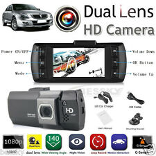 "2.7"" 1080p Full HD Car DVR G-sensor Dash Camera Video Cam Night Vision Recorder"