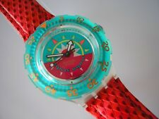 "SWATCH Scuba ""Tipping Compass"" + + merce nuova"