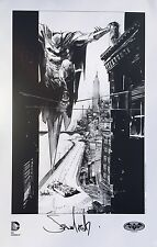SEAN MURPHY new BATMAN DAY print SIGNED Dark Knight 2015 SOLD OUT