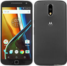 Moto G Plus G4 4th Gen Black 32 GB |3GB |16MP/5MP|Free Earphone| Sealed