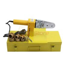Full Automatic Heating Pipe Welding Machine PPR PE PP Tube Electric Welding Tool