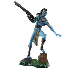 "Avatar 2 James Cameron's Movie Jake Sully 18"" Assemble Action Figure Statu Decor"