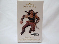 Hallmark Disney's Prince of Persia: The Sands of Time Prince Dastan Ornament