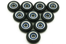 5pcs Plastic Pulley Wheel Ball Bearing Metalworking Supplies HR-0523-7.5 ,695zz