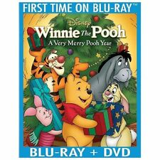 Winnie the Pooh: A Very Merry Pooh Year (Gift of Friendship Edition) [Blu-ray...