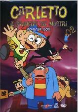 CARLETTO IL PRINCIPE DEI MOSTRI BOX 1 - 2 ( 8 DVD ) SERIE COMPLETA ITALIANO