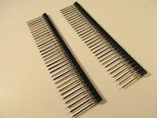 5 Stück - Wire Wrap Präzisions-Buchsenleiste 32 polig RM 2,54, gerade , trennbar