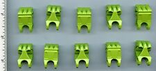 LEGO x 10 Lime Bionicle Fist with Axle Hole NEW light green