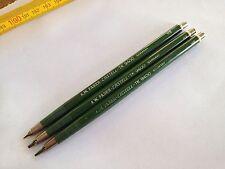 A.W. Faber Castell TK 9400 colección 3 plumillas fallmienenstifte