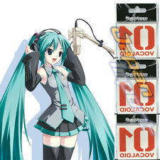 Vocaloid Hatsune Miku No 1. Cosplay Tattoo Sticker Temporary Tatoo Tatuaggio 3pz