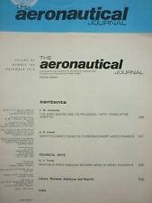 12/76 AERONAUTICAL AERO ENGINE PROGRESS GRIFFITH TURBOMACHINERY AERODYNAMICS
