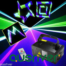 SUNY GB 3D Laser Projector Club Bar DJ Stage Lighting Sound Active Newlyn GBC450
