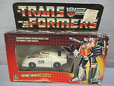 "Transformers G1 ""WHEELJACK"" Sealed *NEW* Original VINTAGE 1984"