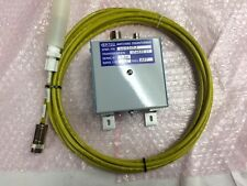Verteq Matching Transformer, P/N 1069347.3, WITH RF CABLE ASSY 1073995-18-K