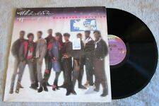 Midnight Star - Planetary Invasion LP (Vinyl 33 RPM Solar Records 1984) VG+