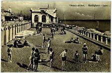 Cartolina Formato Piccolo - Riviera Dei Fiori - Bordighera - Casino Viaggiat