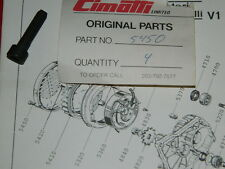 Cimatti City Bike Moped V1 Motori Minarelli Fan Shroud Bolt #5450 NOS